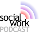 Social Work Podcast logo